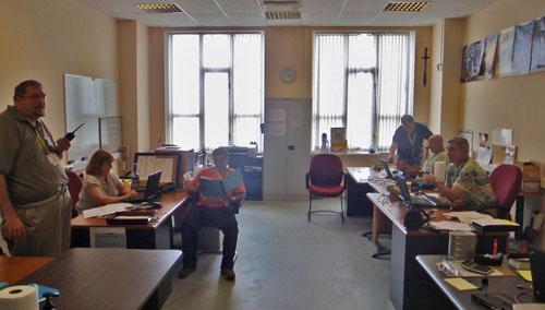 ILS Offices 2 - SES-3 Campaign