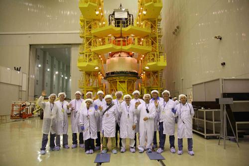 SES-3 Non-ILS Mission Team