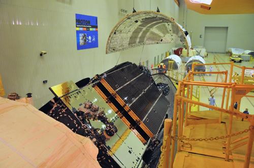 SES-5 Mission Encapsulation