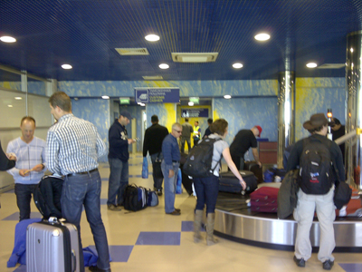 Krainy Airport NewTerminal