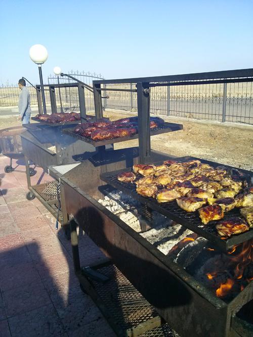 Satmex 8 BBQ