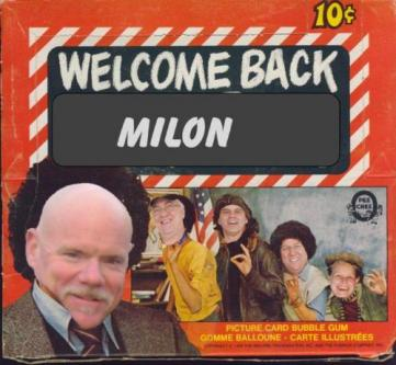 Milon Welcome Back