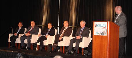 Satellite 2013 Launch Panel