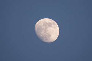 Baikonur Moon