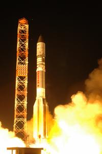 Proton Launch Video Montage