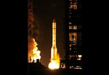 AsiaSat 7 Launch Highlights