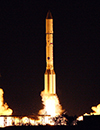 AsiaSat 9 Liftoff