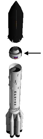 Proton rocket Breeze M
