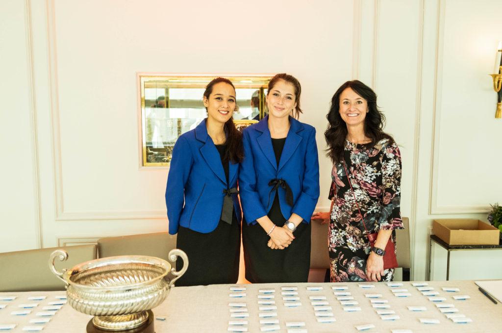ILS Reception – 2018 WSBW